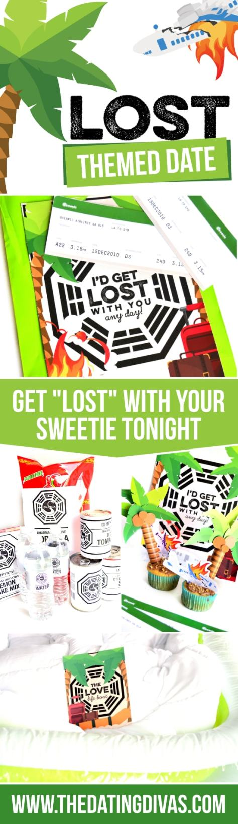 "Get ""LOST"" With Your Sweetie"