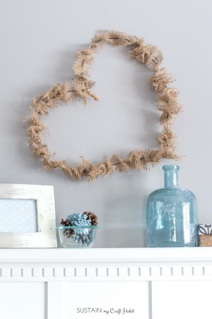 30 DIY Valentine Wreath Ideas To Make Your Day Memorable