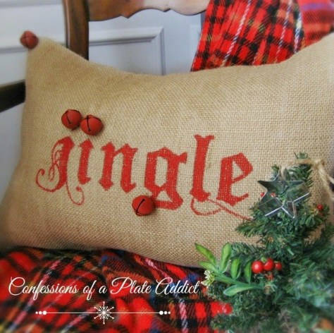 Jingle Pillows