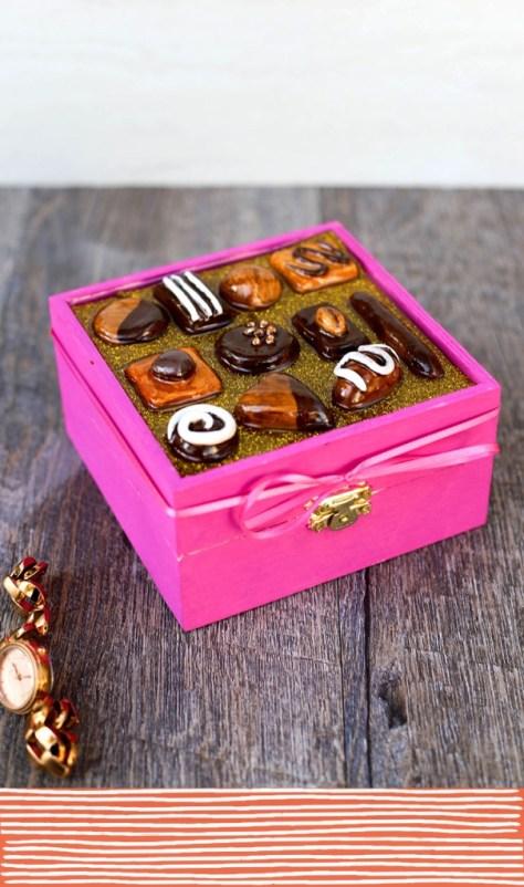 Jewelry Box of Chocolates