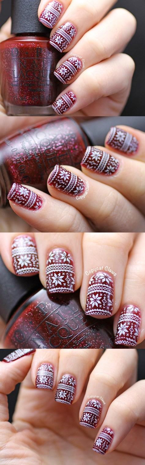 Nordic Nail Stamping