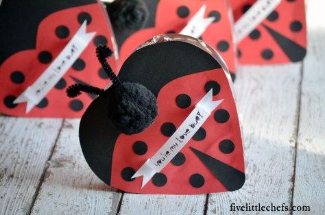 Love Bug Valentine Crafts