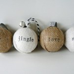 30 Burlap Christmas Decoration Ideas You Can Easily DIY
