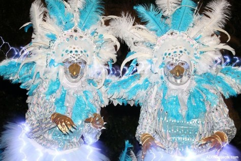Ice Phoenixes Halloween Costume Tutorial