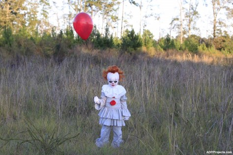 Pennywise Clown Halloween Costume