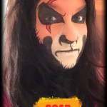 Scar Halloween Makeup Tutorial