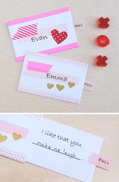 Valentine Cards with a Purpose