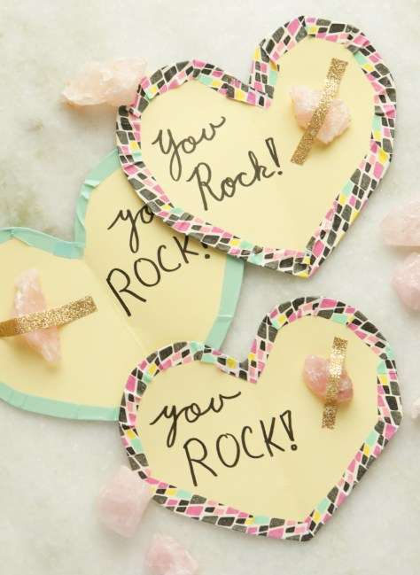 Calcite Rock Valentines