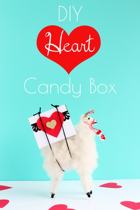 Heart Candy Box