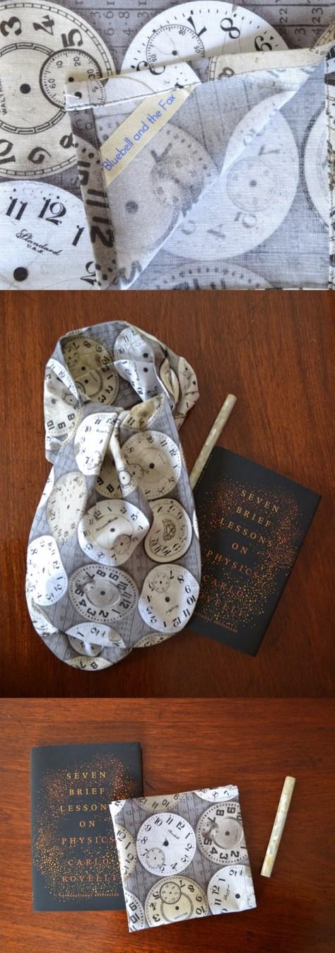 Lord Byron Cotton Dandy Handkerchief