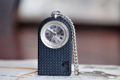 Mini Travel Alarm Clock