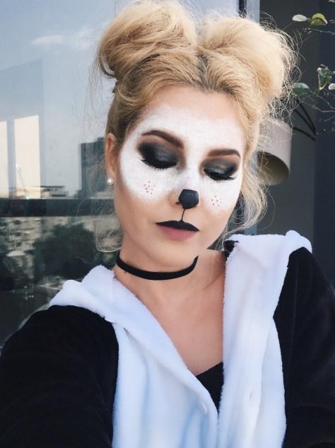 Panda Makeup