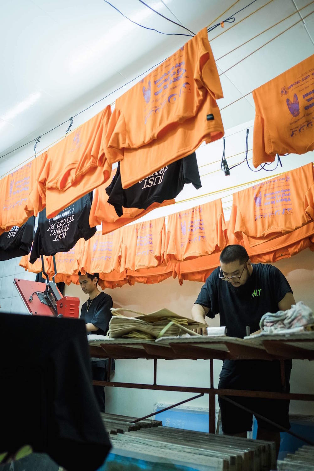 Freedom Print Lab is the Quezon City screen printing shop behind some of your favorite streetwear brands.
