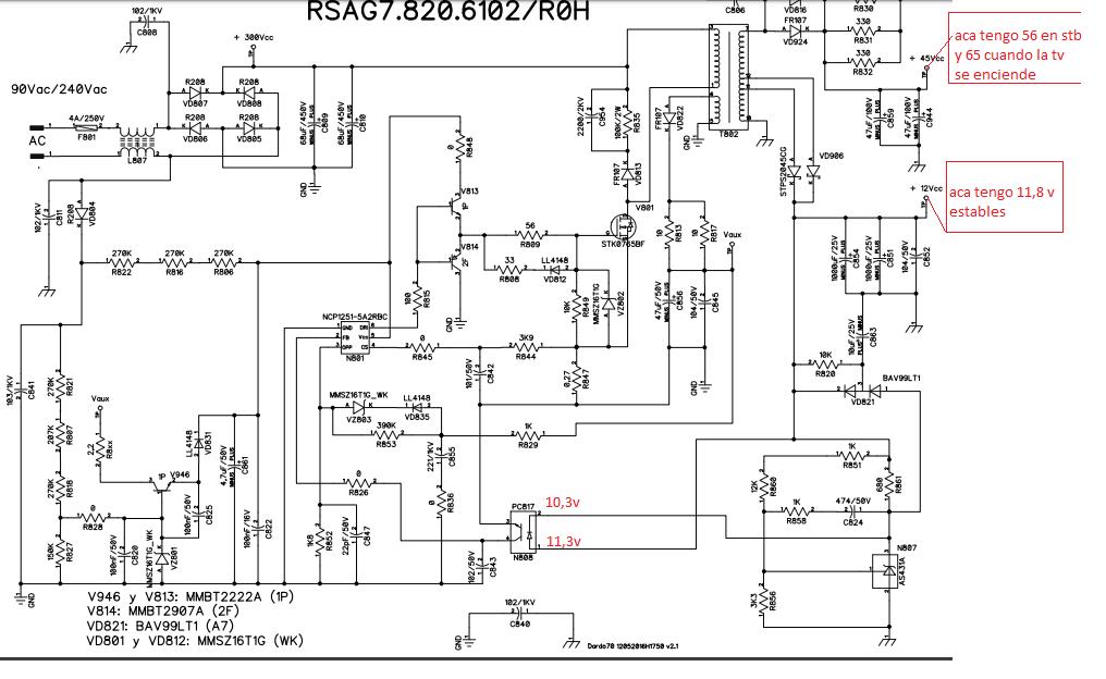 [DIAGRAM] Telefunken Tkl3299a Diagrama FULL Version HD
