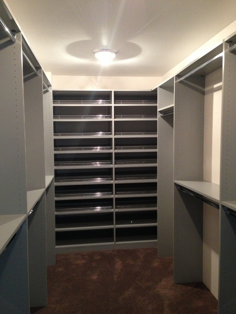 Walk In Closets  Adjustable Closet  Cabinets