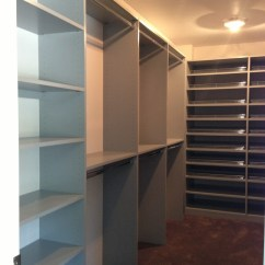 Melamine Kitchen Cabinets Rugs And Mats Walk In Closets – Adjustable Closet &