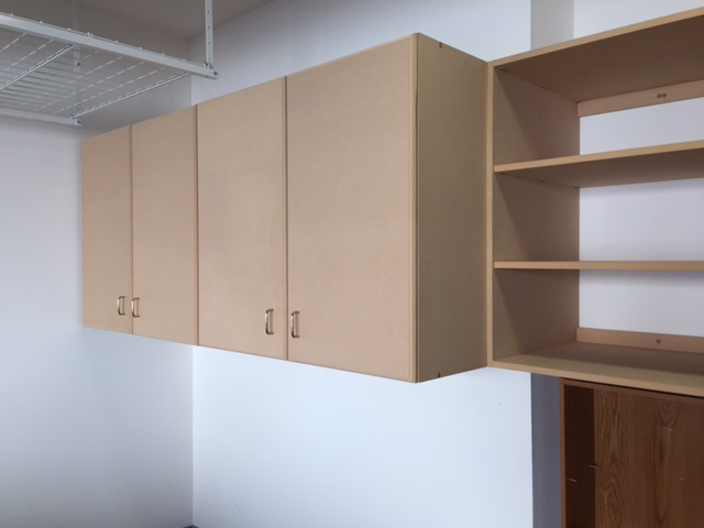 MDF Cabinets  Adjustable Closet  Cabinets