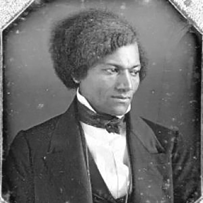Frederick Douglass -inspiration for Adirondack Folk Opera