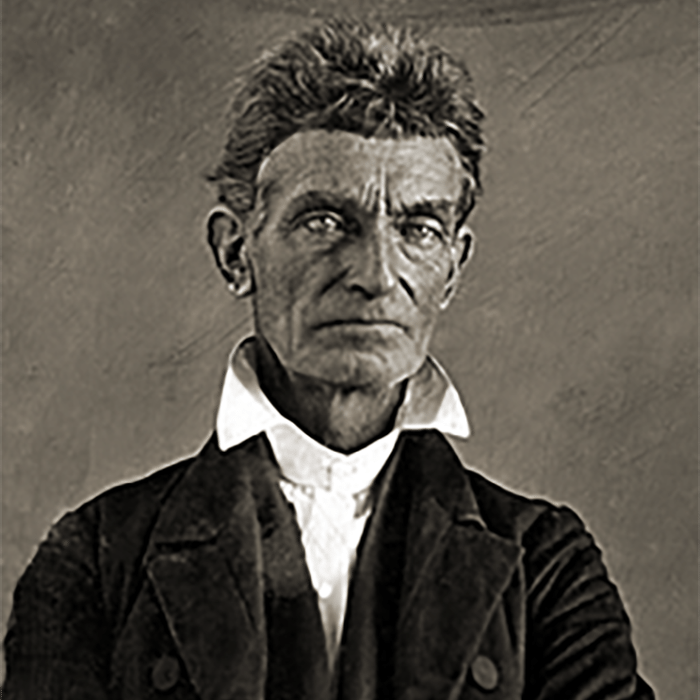 John Brown - inspiration for Adirondack Folk Opera