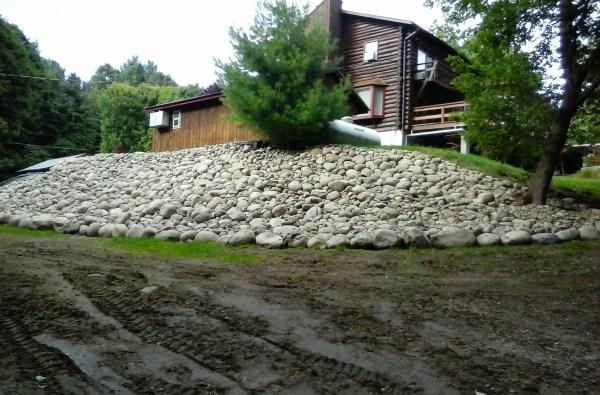 landscape adk rock farm