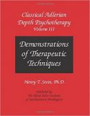 Demonstrations of Therapeutic Techniques