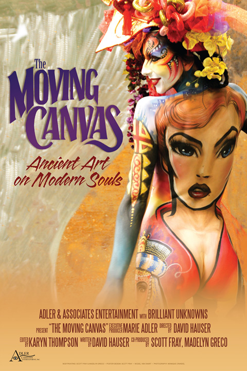 The Moving Canvas