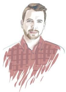 Andrew Illustration