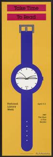 Take Time to Read / National Library Week (1987)