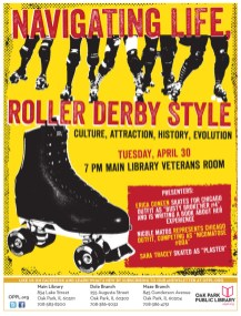 Roller Derby Style