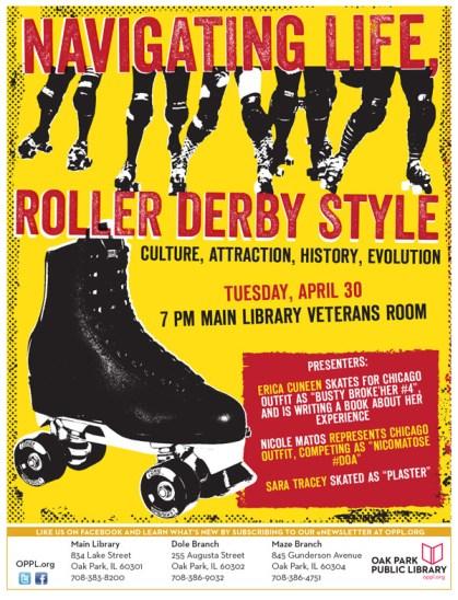 Roller Derby Style