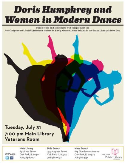Women in Modern Dance
