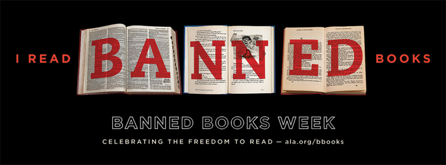 Banned Books Week Posters & Art (USA, 1982-present) • Ad/Lib
