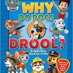 why do dogs drool paw patrol book