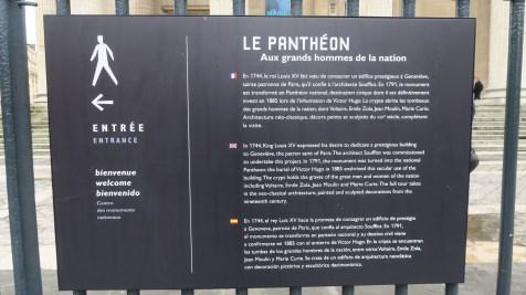 Pagar masuk Pantheon
