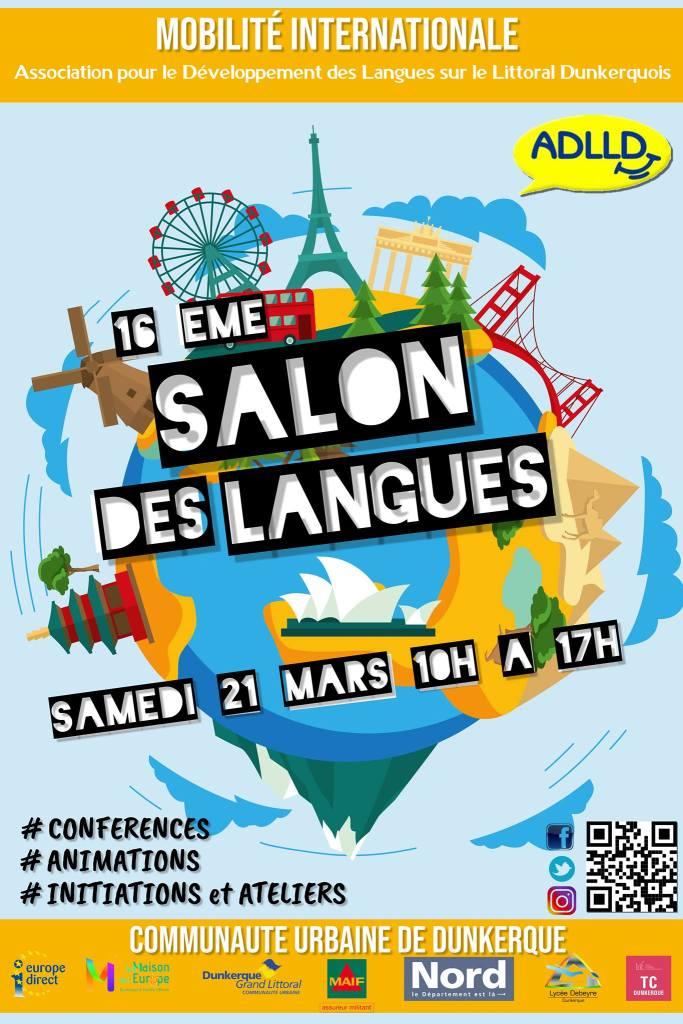 Salon des Langues 2020