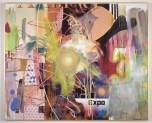 Albert Oehlen, Deathoknocko, 2001, Courtesy Zabludowicz Collection, the artist and Luhring Augustine, New York, USA