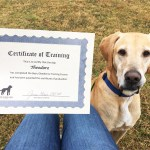 Theodore graduated from training class
