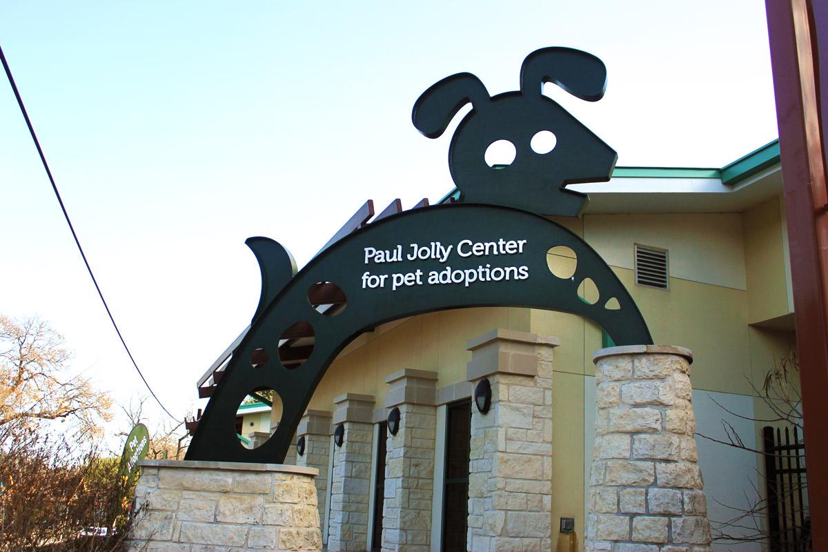 Paul Jolly Center for Pet Adoptions