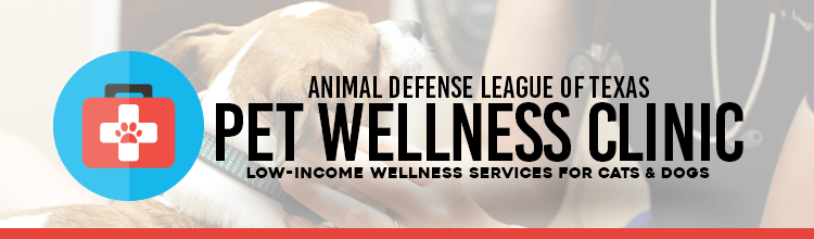 ADL Low-Income Pet Wellness Clinic