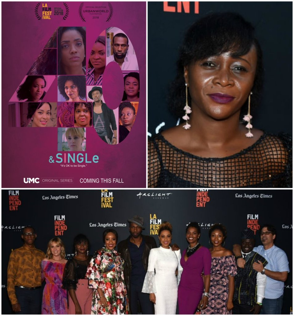 Leila Djansi's #40andSingle wins Audience Award at 2018 LA Film Festival