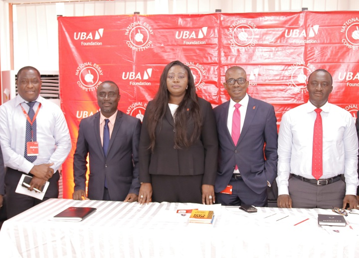 $5,000 tuition fees and more.. UBA launches 5th National Essay Competition