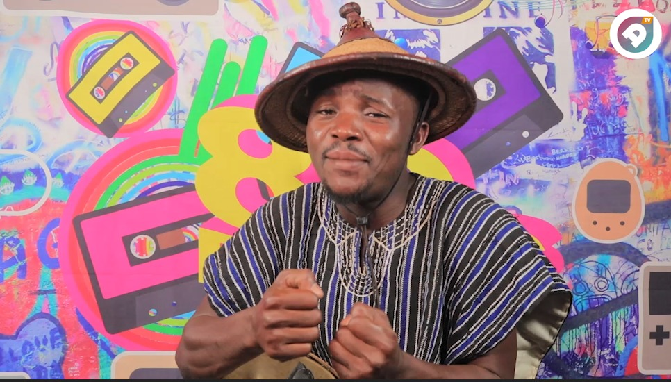 """Northerners do not support their own artist"" – Atimibla on his struggles in the Ghana music industry #AmeyawTVExclusive"