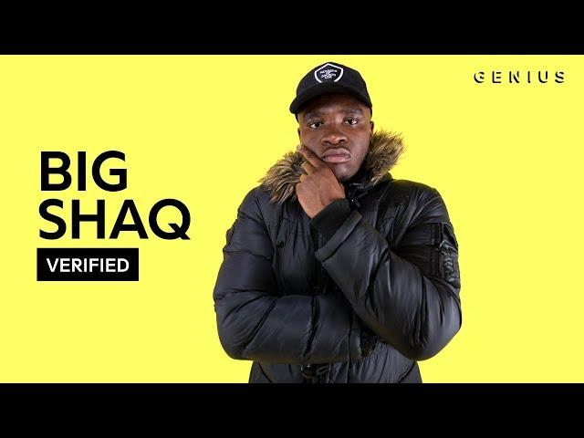 """Michael Dapaah """"Big Shaq"""" drops fresh freestyle, announces new mixtape."""