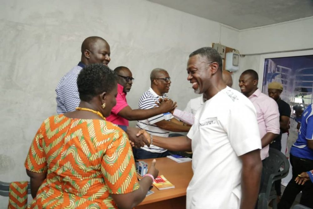 Ex-president Kufour's son to contest in NPP Ayawaso West Wuogon Primaries
