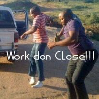 work don close