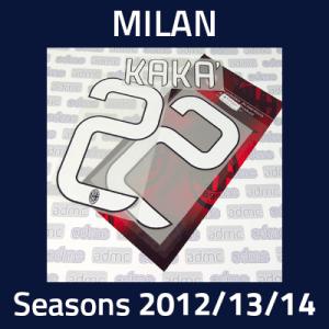 2012/13/14 Milan