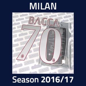 2016/17 Milan