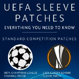 Champions League & Europa League Patches