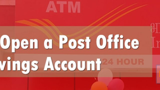 How to Open a Post Office Savings Account  Post Office Savings