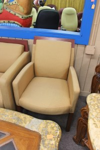 Patrician Lounge Chair | Guest Chairs | A-Affordable ...